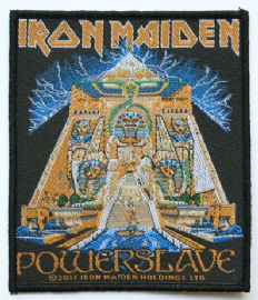 Iron Maiden - 'Powerslave (2011)' Woven Patch